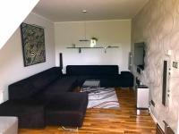 obývací pokoj (Prodej bytu 3+kk v osobním vlastnictví 100 m², Čeladná)