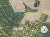 Prodej pozemku 2527 m², Darkovice