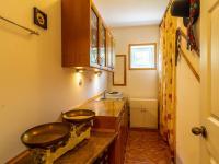 kuchyňský kout v přízemí (Prodej domu v osobním vlastnictví 150 m², Metylovice)