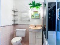 druhá koupelna v 1. patře (Prodej domu v osobním vlastnictví 150 m², Metylovice)