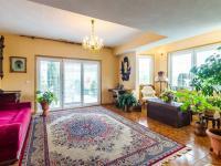 denní místnost v přízemí (Prodej domu v osobním vlastnictví 150 m², Metylovice)