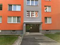 hlavní vchod (Prodej bytu 2+1 v družstevním vlastnictví 45 m², Ostrava)
