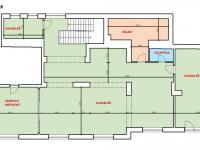Pronájem kancelářských prostor 225 m², Ostrava