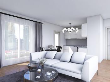 Prodej bytu 2+kk v osobním vlastnictví, 82 m2, Frýdek-Místek