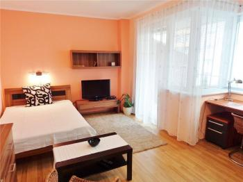 Pronájem bytu 1+kk v osobním vlastnictví, 31 m2, Ostrava