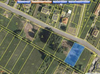 Prodej pozemku 1243 m², Hať (ID 088-N03239)
