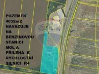 Pronájem pozemku 4052 m², Horosedly