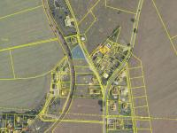 Prodej pozemku 1149 m², Malá Hraštice