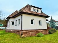 pohled ze zahrady (Prodej domu v osobním vlastnictví 225 m², Stará Huť)