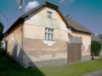 pohled z ulice - Prodej chaty / chalupy 160 m², Počepice