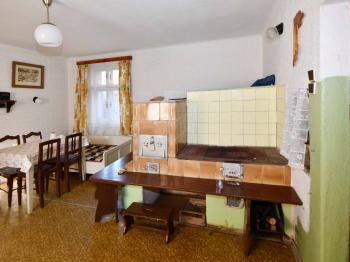 kuchyně - Prodej chaty / chalupy 160 m², Počepice