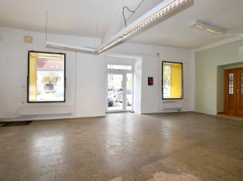 prodejna_2 - Pronájem obchodních prostor 39 m², Milevsko
