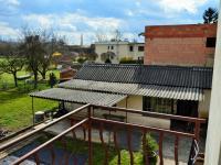 výhled z balkónu - Prodej domu v osobním vlastnictví 214 m², Zdice