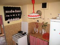 Kuchyně - Prodej domu v osobním vlastnictví 56 m², Svatý Jan