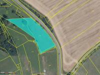 Prodej pozemku, 4182 m2, Kozárovice