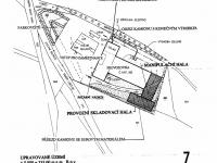situace - Pronájem komerčního objektu 2252 m², Nový Knín