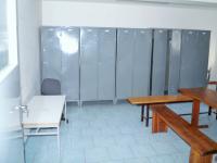 šatna ženy - Pronájem komerčního objektu 2252 m², Nový Knín