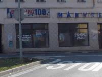 Pronájem obchodních prostor 130 m², Teplice