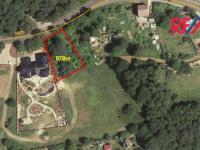 Prodej pozemku 978 m², Krupka