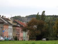 okolí domu (Prodej domu v osobním vlastnictví 300 m², Ústí nad Labem)