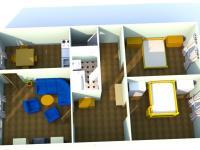 Prodej bytu 3+1 v družstevním vlastnictví 61 m², Teplice