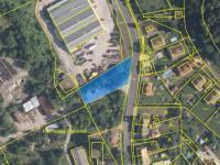 Prodej pozemku 1315 m², Košťany