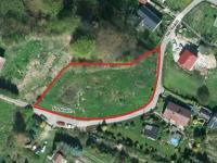Prodej pozemku 1679 m², Děčín