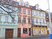 Prodej nájemního domu 425 m², Teplice