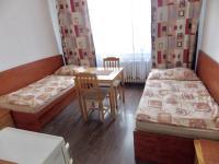 zařízené pokoje (Prodej hotelu 5500 m², Trmice)