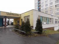 přední část budovy (Prodej hotelu 5500 m², Trmice)