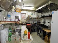 kuchyň (Prodej restaurace 168 m², Jáchymov)
