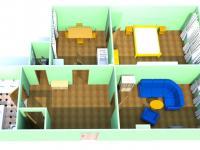 Prodej bytu 2+1 v osobním vlastnictví 70 m², Teplice