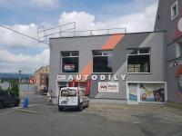 Pronájem komerčního objektu 150 m², Teplice