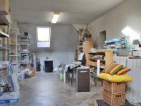 Skladovací prostor ke kancelářím - Prodej komerčního objektu 2874 m², Teplice