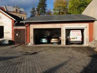 Garáže - Prodej komerčního objektu 2874 m², Teplice