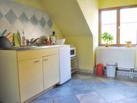 Kuchyňka ke kancelářím - Prodej komerčního objektu 2874 m², Teplice