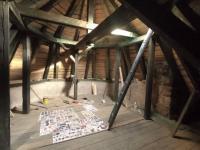 podkroví (Prodej domu v osobním vlastnictví 200 m², Dubí)