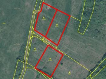 Prodej pozemku 1643 m², Bžany