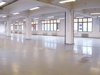 Pronájem skladovacích prostor 1747 m², Teplice