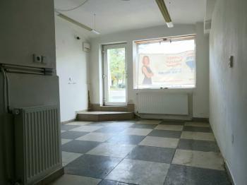 Pronájem komerčního objektu 42 m², Teplice