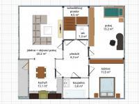 2.patro - Pronájem domu v osobním vlastnictví 244 m², Teplice