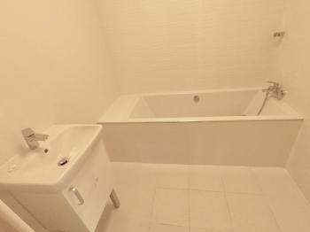 koupelna byt č.2 - Pronájem domu v osobním vlastnictví 244 m², Teplice