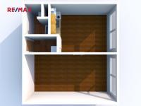 Pronájem bytu 1+1 v družstevním vlastnictví 43 m², Teplice