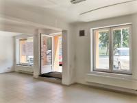 Pronájem komerčního prostoru (obchodní) v osobním vlastnictví, 80 m2, Teplice