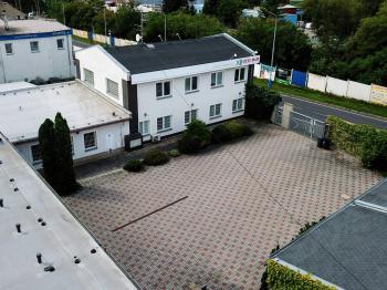 Pronájem komerčního objektu 1872 m², Novosedlice