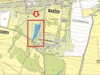 Prodej pozemku 11213 m², Krupka