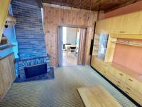 obývací pokoj - Prodej domu v osobním vlastnictví 80 m², Bystřany