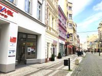 Pronájem komerčního prostoru (obchodní) v osobním vlastnictví, 333 m2, Teplice