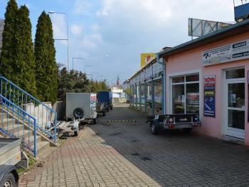 Obchodní prostory na prodej, Teplice