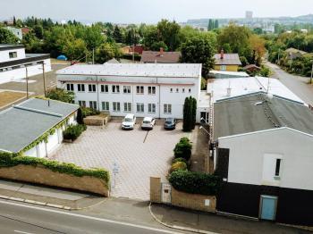Výrobní prostory na prodej, Novosedlice